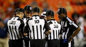 NFL Replacement Refs Are Cautionary Tales