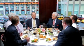 Fred Wilpon – Dining With The SSP Members
